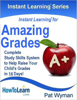 Instant Learning for Amazing Grades