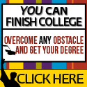 how to finish college