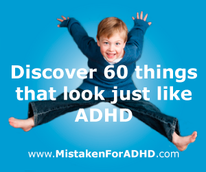 the importance of correctly diagnosing adhd in children Children and adults with adhd often have  complete their work quickly and correctly while at others times, their tasks are performed poorly, inaccurately, and.