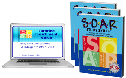 soar study skills (pdf) by susan kruger (ebook)