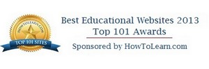 Top 101 Best Educational Websites 2013