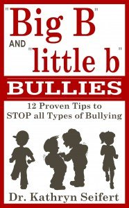 Prevention Not Punishment is Key to Stopping Bullying