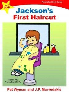 Jackson's First Haircut
