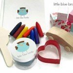Little Blue Birdie Toddler Travel Kit