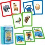 Pirate Learning Deck Cards