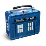 Dr Who Tardis Lunchbox