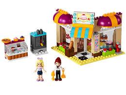 Lego Downtown Bakery