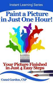 paint a picture in just one hour