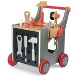 Janod Magnetic Workbench Cart