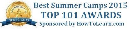 Top 101 Best Summer Camps 2015 440 x 100