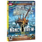 Nancy Drew sea of darkness