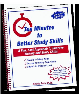 Ten Minutes to Better Study Skills