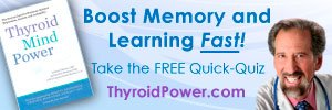 Lose Weight and Improve Memory With Better Thyroid Balance