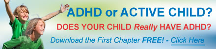 ADHD or Active Child?