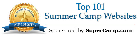 Top 101 Summer Camp Websites – Spring 2011