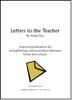 Letters to the Teacher