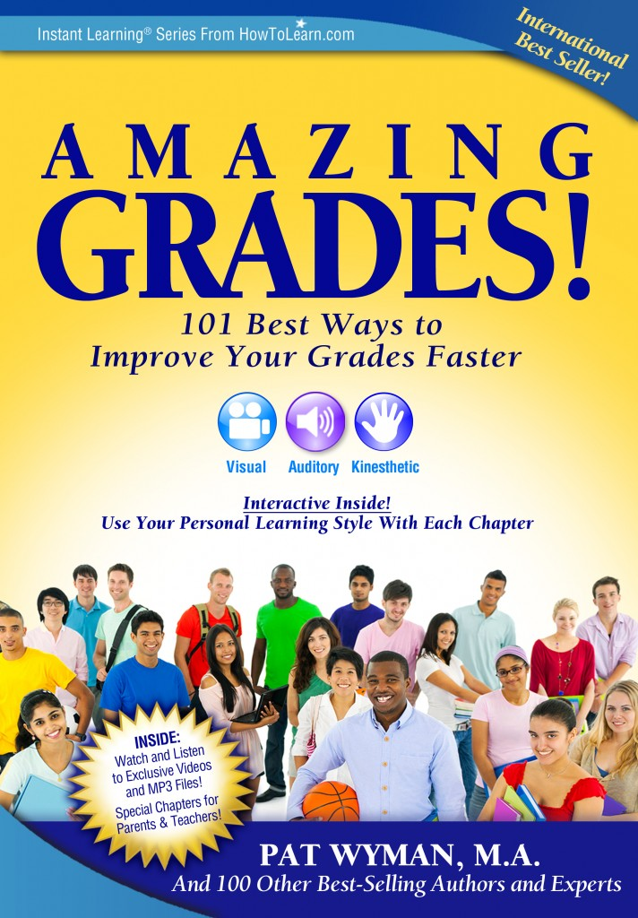 Amazing Grades Audio