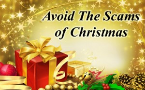 avoid holiday scams