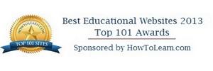 Top 101 Best Educational Websites 2013