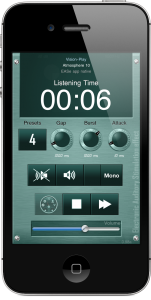 EASe Listening Therapy app