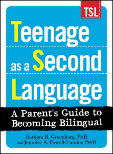 Teenage as a Second Languard