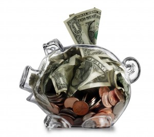 money savvy college student