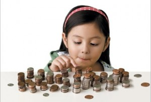 Teaching Your Child How To Budget