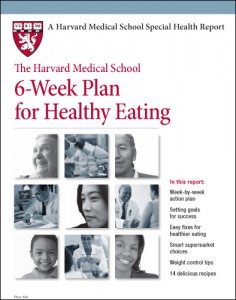 plan for healthy eating