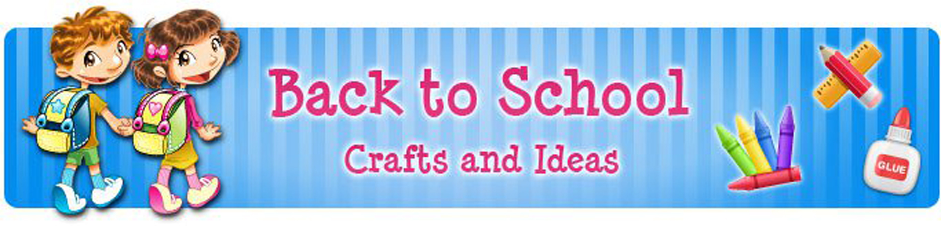 back to school banner big