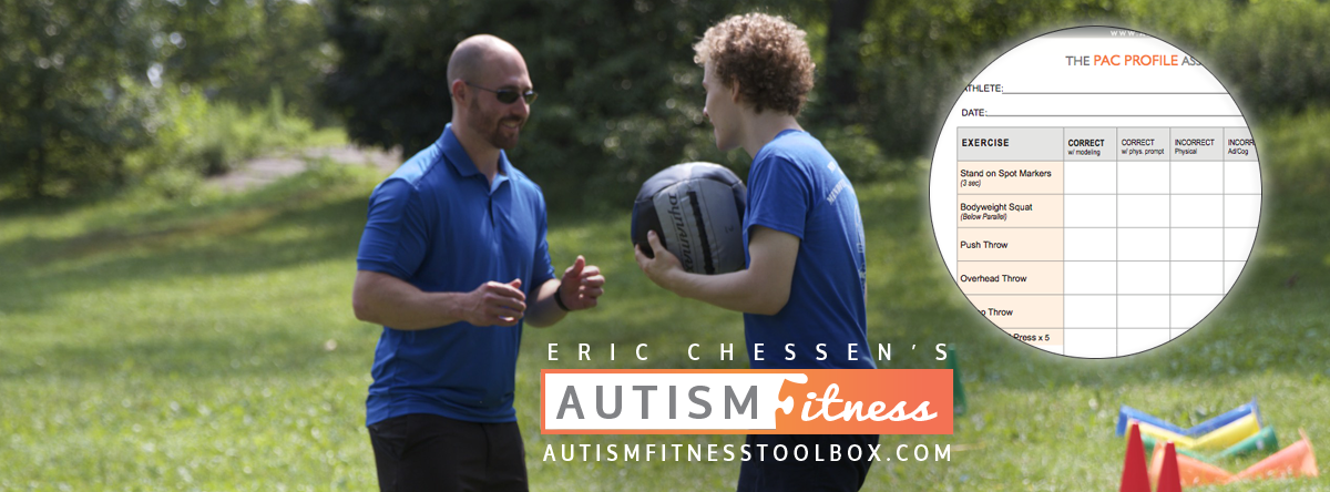 Autism Fitness Seminar With Eric >> Eric Chessen How To Learn
