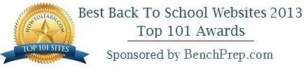 BEST BACK TO SCHOOL WEBSITES 2013