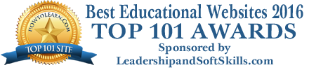 Top 101 Best Educational Website 2016