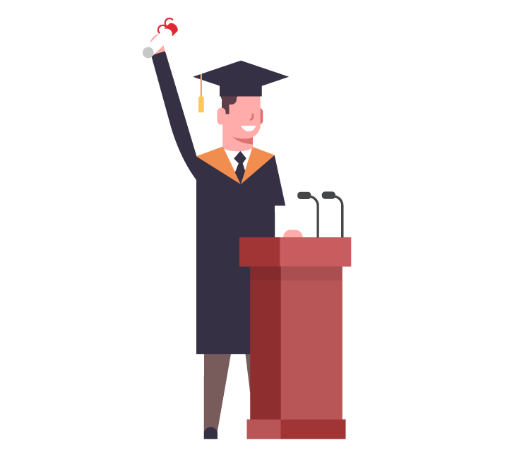 Graduation!!!!! You Did Finish College