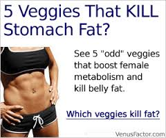 Click here for the 5 Veggies that kill belly fat!