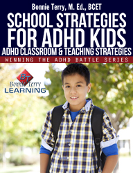 School strategies for ADHD kids