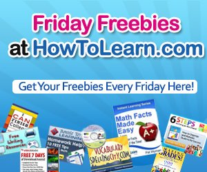 Friday Freebies at HowToLearn.com