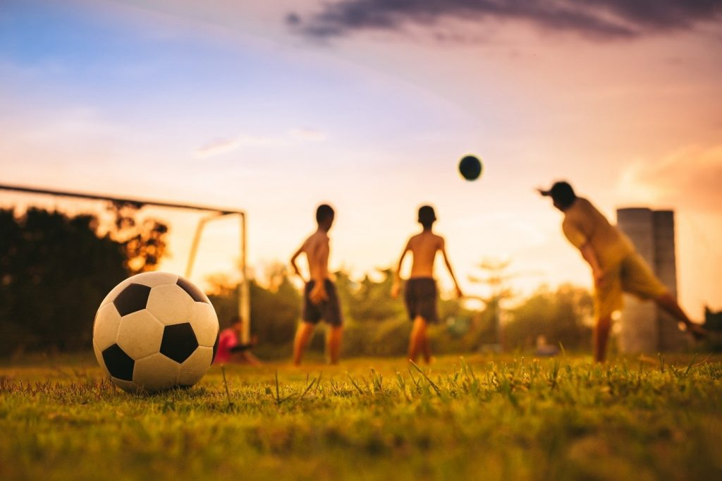 How Physical Activity Benefit's A Child's Mental Development
