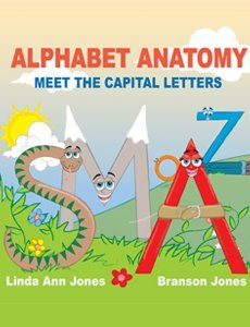 ALPHABET ANATOMY: Meet the Capital Letters