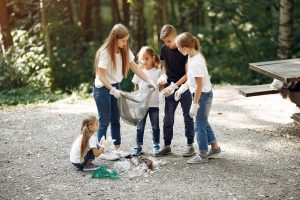 Teaching Your Child The Importance Of Giving