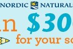 Enter Your School to Win $3,000 in School Supplies from Nordic Naturals