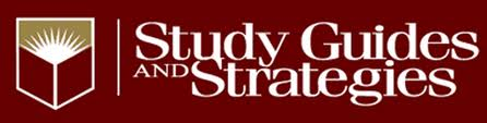 study guide and strategies