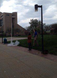 Goals Taking Flight: Motivating Students Using Model Rocketry