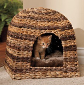 Cabana Style Pet Bed