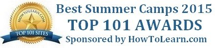 Top 101 Best Summer Camps 2015 440 x 100