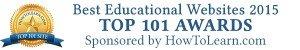 top 101 best educational websites 2015
