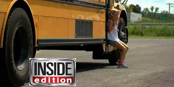 Is your child safe riding the school bus?