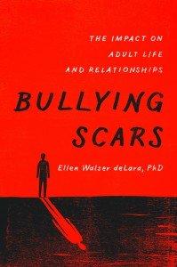 Ellen deLara Bullying Scars Book Cover
