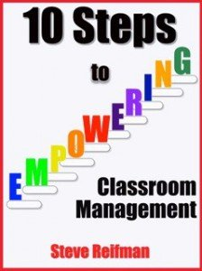 10 Steps to Empowering Classroom Management