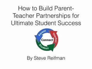 How To build Parent-Teacher Partnerships