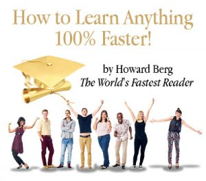 how to learn anything 100% faster